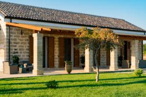 Villa Casale, esterno