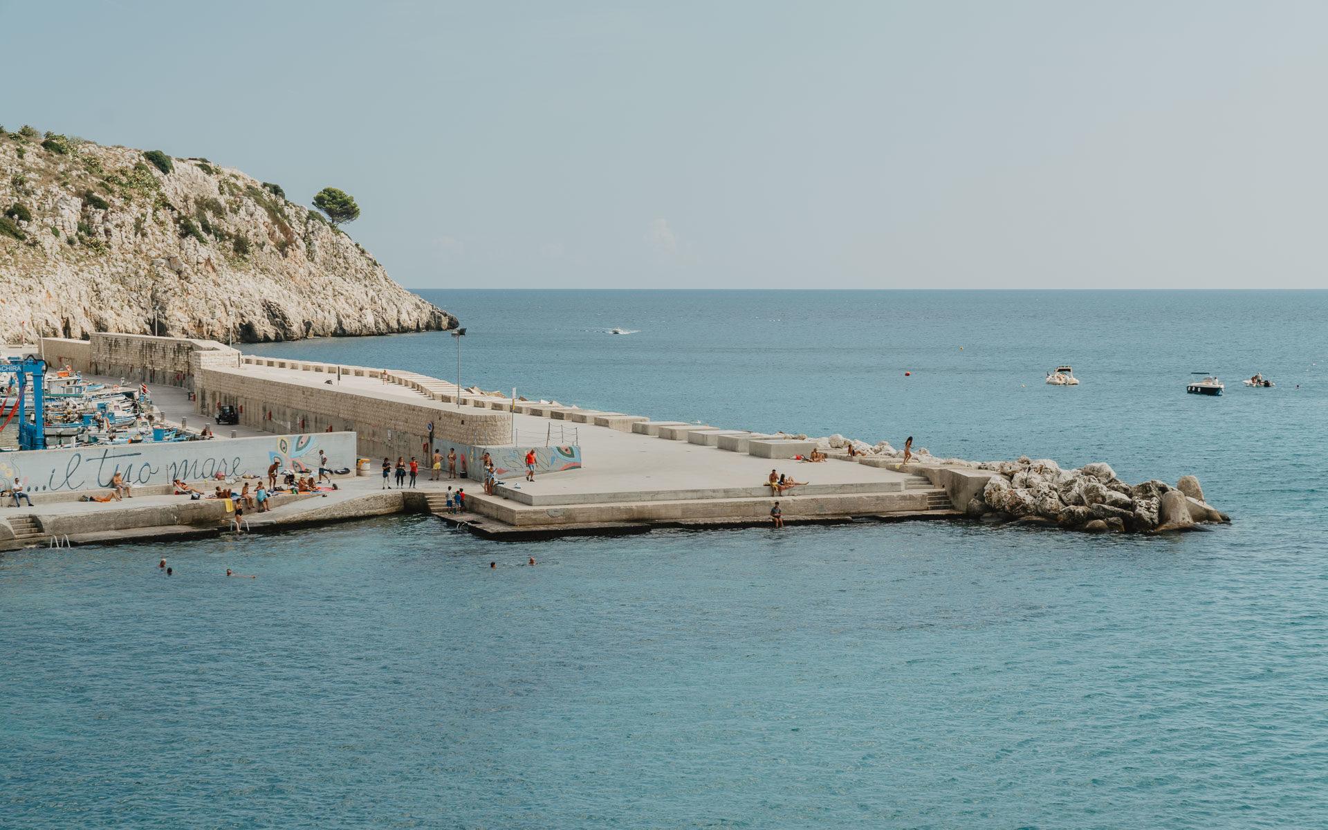 Castro Marina, la perla del Salento