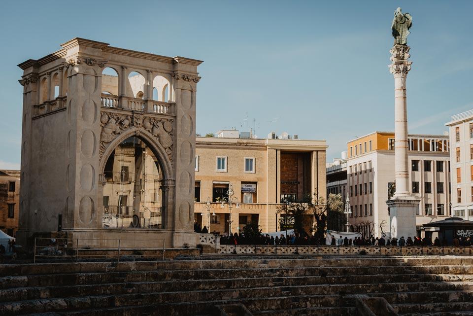 Lecce - Piazza Sant'Oronzo